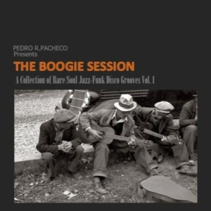 The Boogie Session Vol.1• free mixtape
