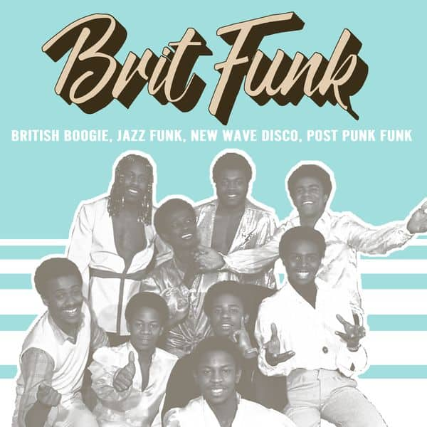 BRIT FUNK – British Boogie, Jazz Funk, New Wave Disco, Post Punk Funk MIX by Roberto the Stylefriend