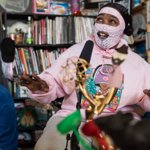 Leikeli47: Tiny Desk Concert (Video) #npr #tinydesk