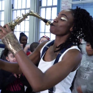 Lakecia Benjamin - March On (Video)