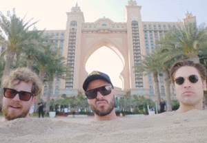 Videopremiere:Busted - Shipwrecked in Atlantis