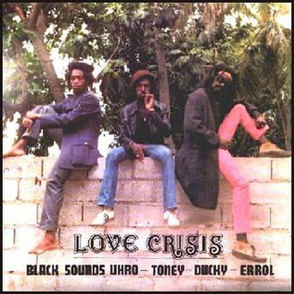 Black Uhuru - Love Crisis (Vocal & Dub Showcase) [Mixtape]