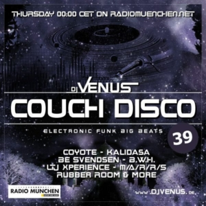 Couch Disco 039 by Dj Venus (Podcast)