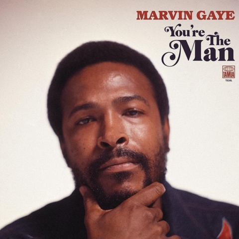 """Marvin Gaye - verschollenes Album """"You're The Man"""" aus 1972 zum 80. Geburtstag veröffentlicht! • Album-Stream"""