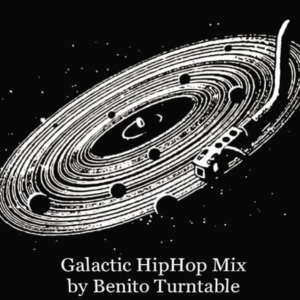 Galactic HipHop Mix (free download)